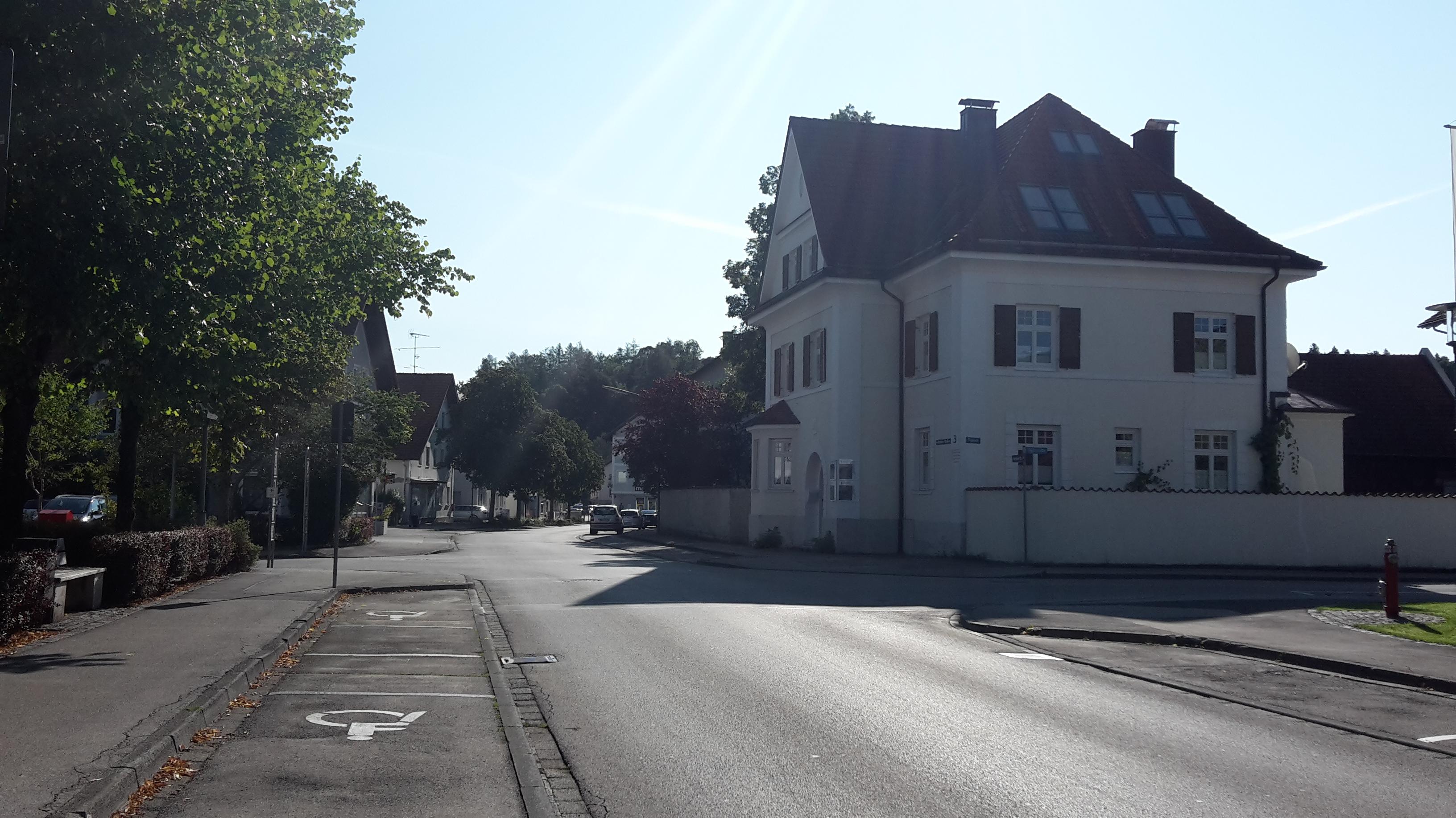 Kemptener Strasse Ost